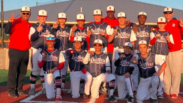 Alamo Drillers, baseball, youth, usssa, texas