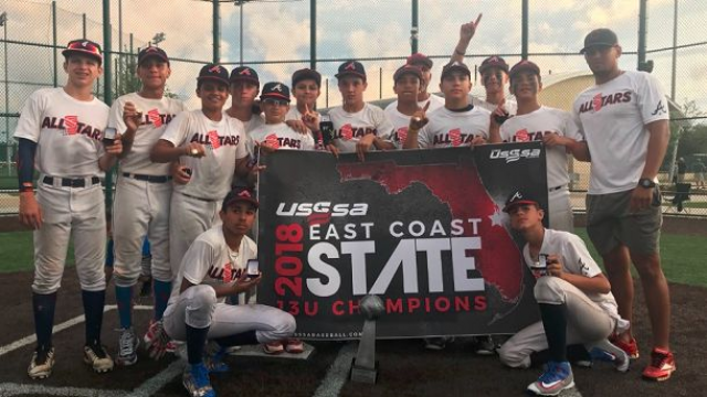 baseball, youth, rankings, usssa, 14U