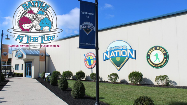 Great lineups slated for Battle at the Turf at Diamond Nation in NJ this weekend