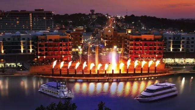 Experience the Joys of Branson, Missouri, a top youth sports destination