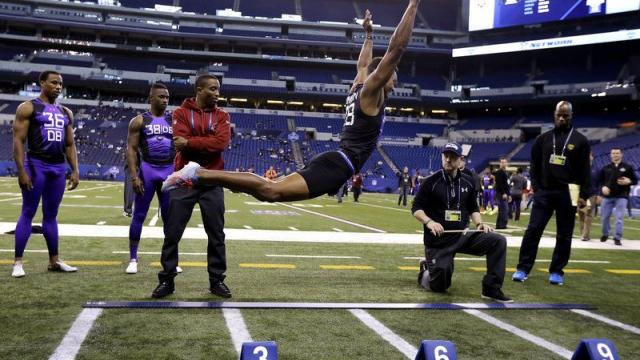 Why it's important to have a good broad jump score