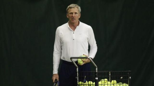 David Geatz Head Coach of Penn State
