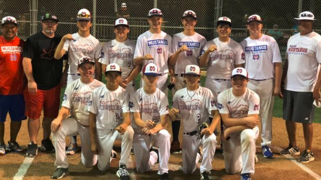 mustangs, dallas, youth, baseball