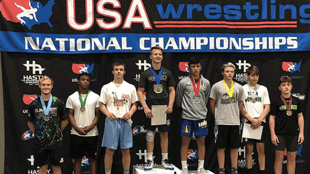 2018, greco, roman, national, championship, recap, usa, wrestling, usaw, schoolboy