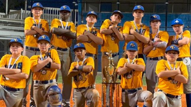 roos american, baseball, youth, florida, usssa, rankings