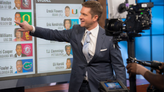 ESPN draft guru Todd McShay breaks down why combine drills are important