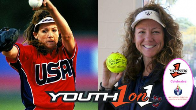 Y1on1 with Softball Gold Medalist and ESPN Analyst, Michele Smith