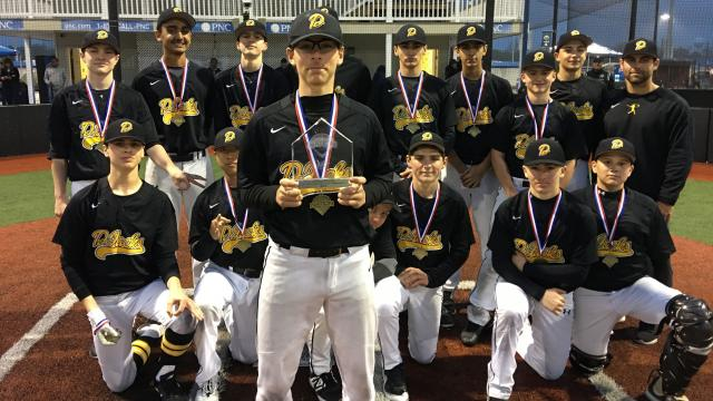 Richter, hot bats guide DJacks Super 14U to Mother's Day Classic crown at Diamond Nation