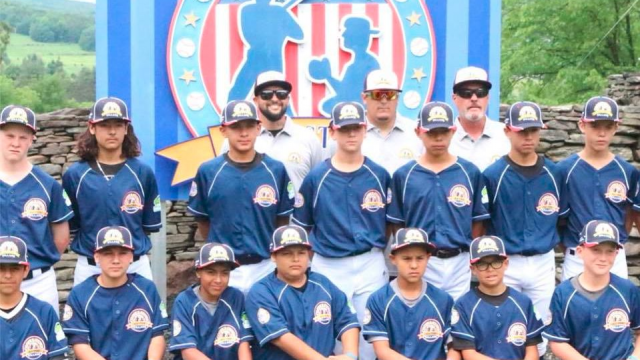 baseball, youth, usssa, rankings, 12U, major