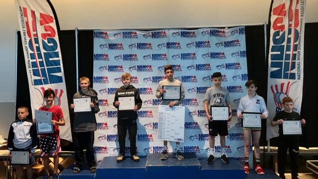 ethan rivera, pennsylvania, wrestling, nhsca, national, championships, recap, 2019, nhsca nationals