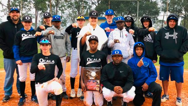 ocala, elite, florida, youth, baseball, usssa, rankings