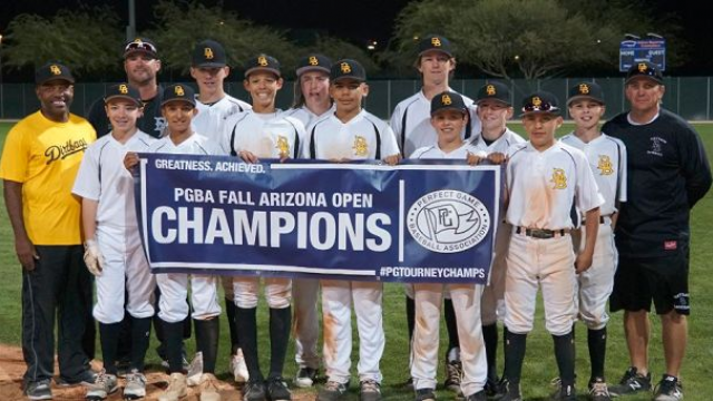 scottsdale, arizona, baseball, usssa, dirtbags, 13u, youth,
