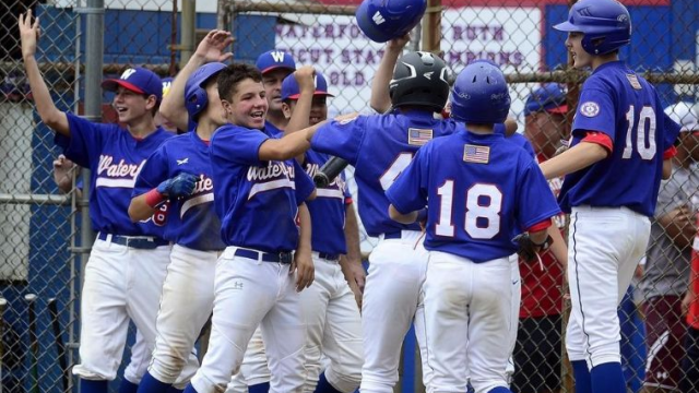 Waterford wins CT Babe Ruth state title