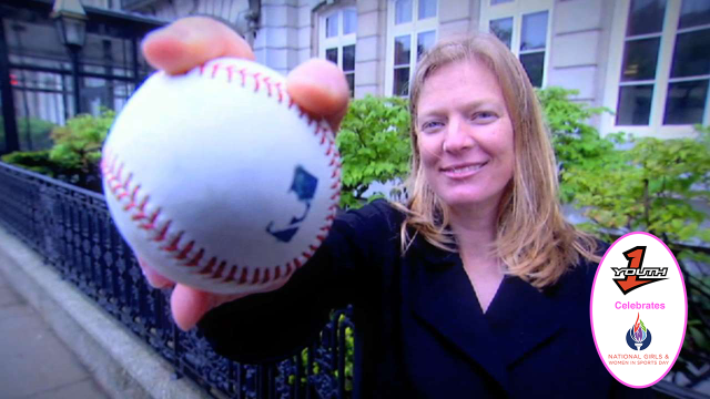 Pioneer Justine Siegal Offers Girls Baseball for All