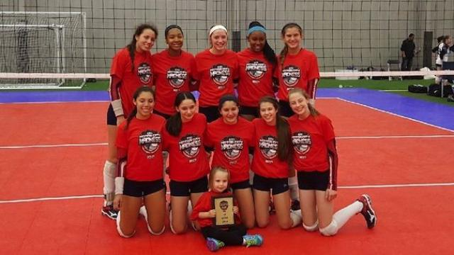 SPVB 14 Elite is eyeing a national title next month in Orlando