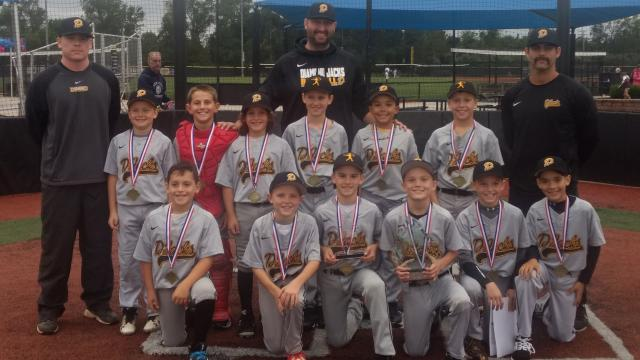 Diamond Jacks Super 10U captures Fall Invitational championship