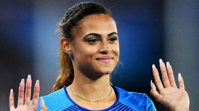 USA Track & Field - Sydney McLaughlin's world junior record 400m earns her USATF Athlete of the Week