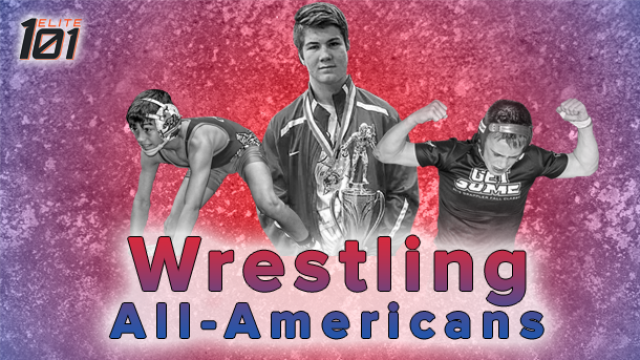 elite 101 wrestling all americans