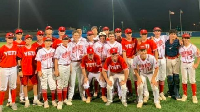 yeti, baseball, crawdads, youth, texas, USSSA