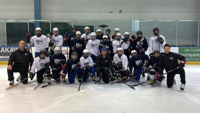 BH Hockey Skills Camp
