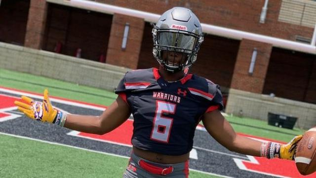 2022 ATH Ahmari Bolden continues to take his game to new heights