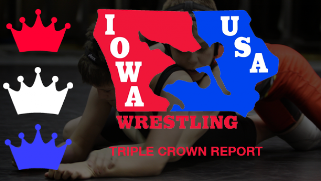 2019, iowa, usa, wrestling, schoolboy, triple crown, report