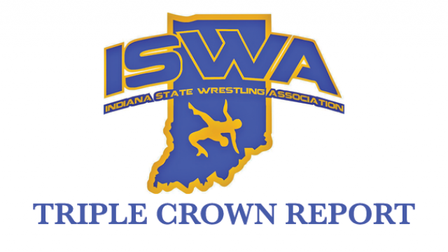 indiana, usa, wrestling, folkstyle, triple, crown, report, 2019