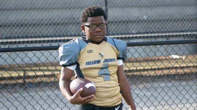 2026's Kawann Johnson is an absolute menace at middle linebacker