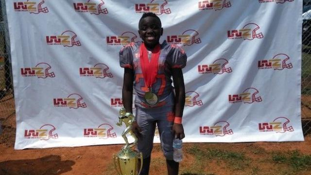 2029's RaShard Williams is gifted with exceptional football IQ