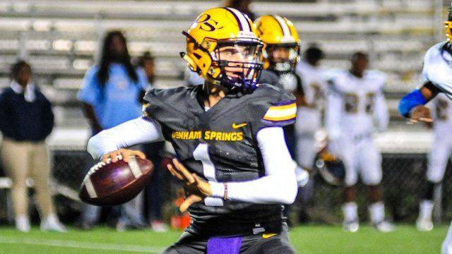 Louisiana QB Reese Mooney earns spot on Youth1's Freshman450