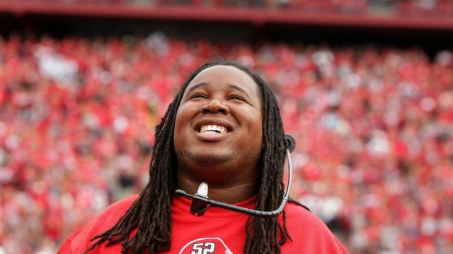 Eric LeGrand is the special guest on this week's episode of The Spotlight
