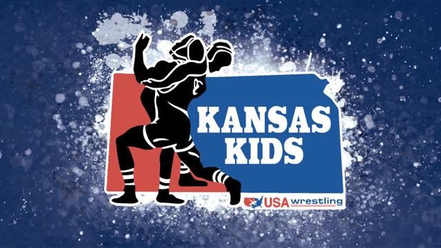 kanas, kids, usa, wrestling, state, championship, recap, 2020