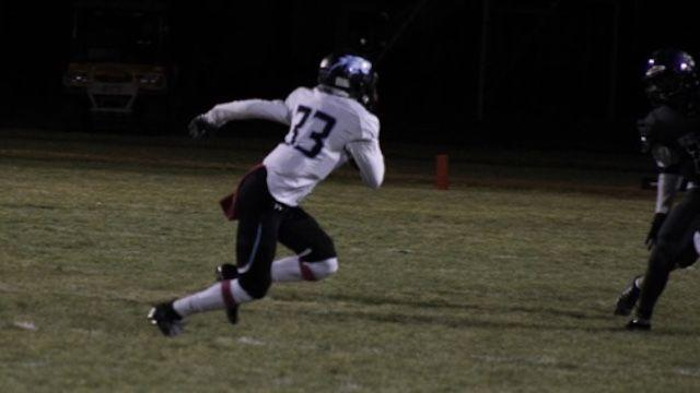 Colorado WR Brandon Hills Catches a Freshman450 Nod