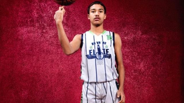 2023's Abdul-Kareem Salahuddin cherishes the life lessons learned on the court