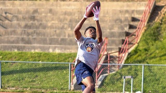 ATH DeuceWimberly is earning his reputation as one of 2025's rising stars