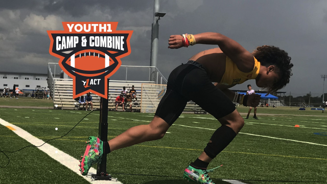 The Y1ACT is bringing testing, training and guaranteed exposure to athletes in NJ/NY/PA area September 19