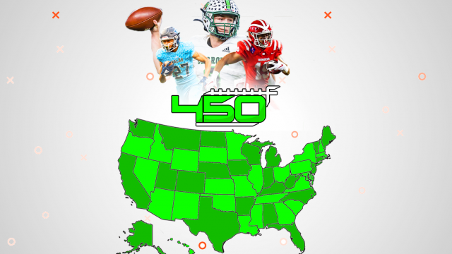 ***BREAKING NEWS*** Announcing the Freshman450 State Rankings