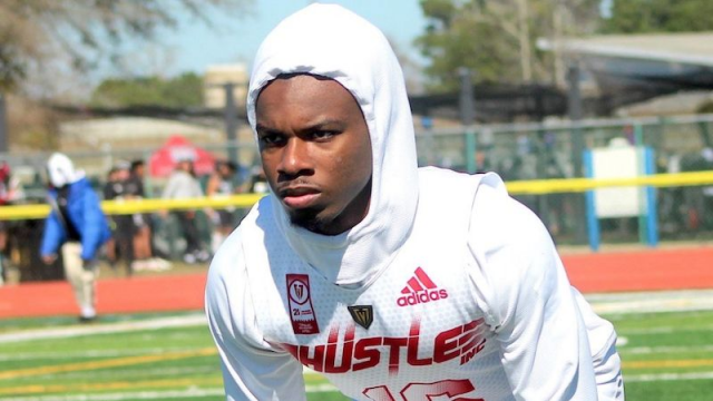 2022 ATH Terian Williams II commits to Stanford University