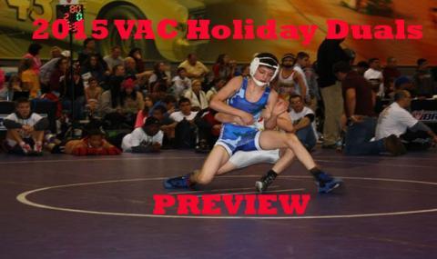 Virginia Beach Middle School Wrestling Duals